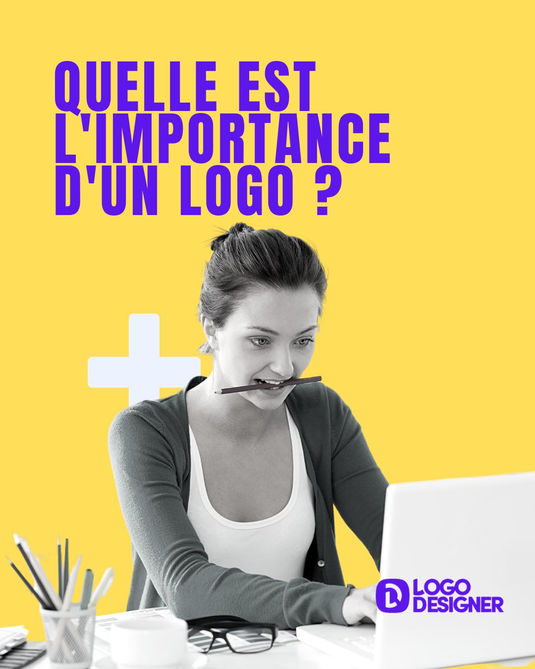 Quelle est l'importance d'un logo ?